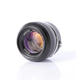Nikon Nikon 50mm f/1.4 Prime Manual lens *