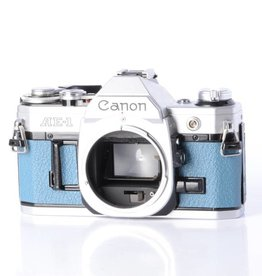 Canon Canon AE-1 35mm film camera body *