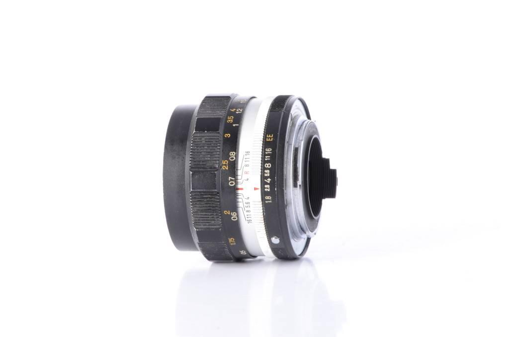 Konica 52mm f/1.8 SN: 7804961