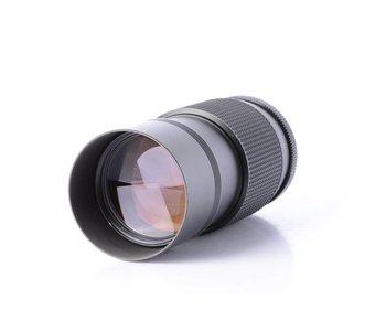 Konica AR 200mm F4 AE lens *