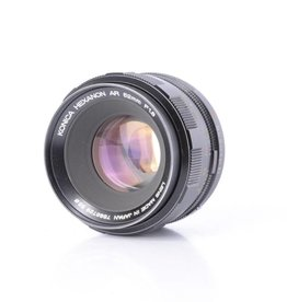 Konica Konica 52mm f/1.8 manual lens *