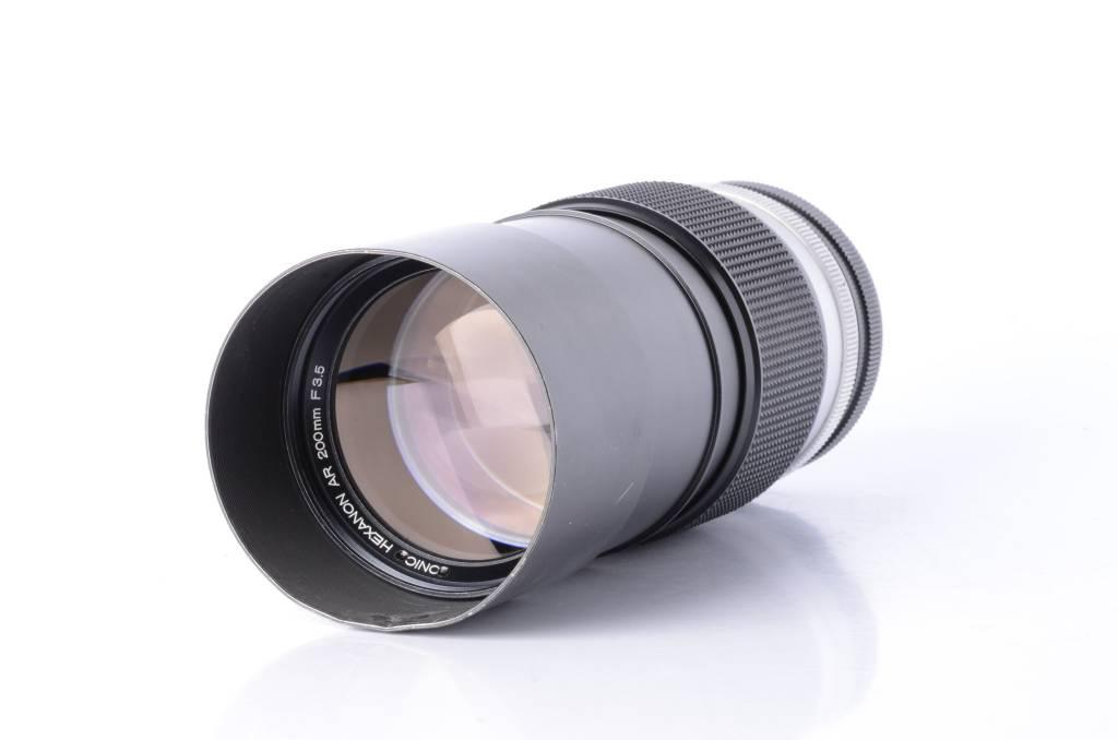 Konica Konica AR 200mm F3.5 Telephoto lens