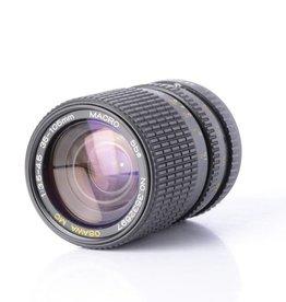 Osawa 35-105mm zoom manual lens *