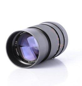 Vivitar Vivitar 135mm f/2.8 telephoto prime lens *