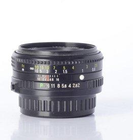 Ricoh Ricoh 50mm f/2 K mount