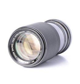Soligor 70-160mm f/3.5 zoom macro lens *