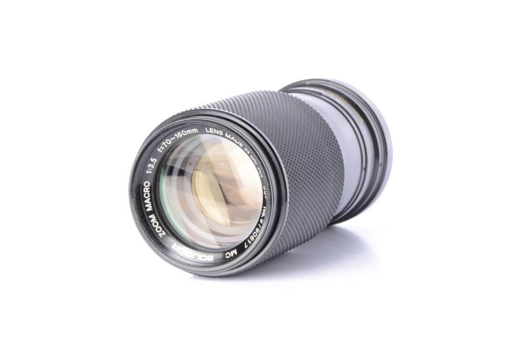 Soligor 70-160mm SN: 9790617