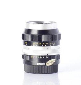 Nikon Nikon 105mm f/2.5 SN: 202823