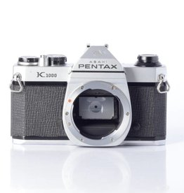 Pentax Pentax K1000 35mm Full Manual SLR