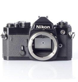 Nikon Nikon FE BLACK SN: 3934272