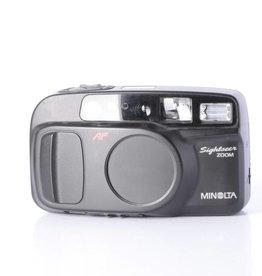 Minolta Minolta Sightseer 35mm Point and Shoot Film Camera *