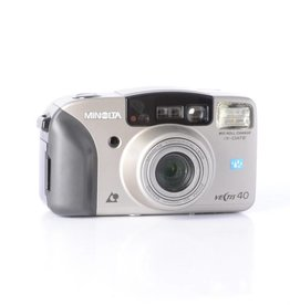 Minolta Vectis 40 APS Film Point and Shoot *