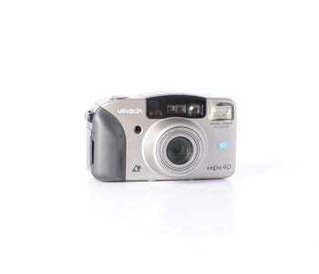 Minolta Vectis 40 APS Film Point and Shoot *