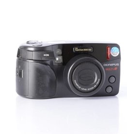 Olympus Olympus SuperZoom 3000 DLX Point and Shoot Film Camera *