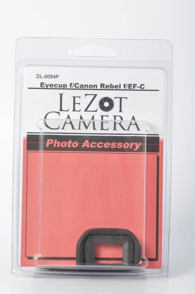 DLC LeZot Canon Rebel Eye Cup EF-c