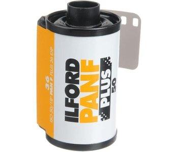 Ilford PAN F Plus 50 ASA Film 36 Exposure Film *