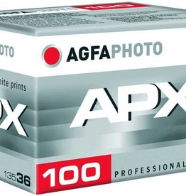 AGFA Agfa APX 100 ASA 36exp Black and White *
