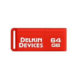 Delkin Delkin Devices 64GB PocketFlash USB 3.0 Flash Drive