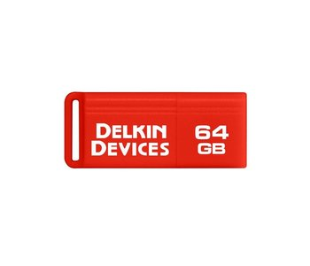 Delkin Devices 64GB PocketFlash USB 3.0 Flash Drive