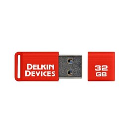 Delkin Delkin Devices 32GB PocketFlash USB 3.0 Flash Drive