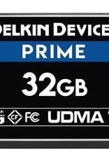 Delkin Delkin Devices 32GB Prime UDMA 7 CompactFlash Memory Card *