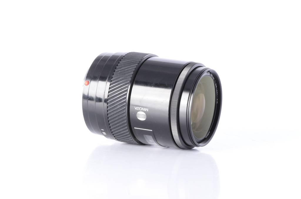 Minolta Minolta 28-85mm f 3.5-4.5 Macro   Sony A