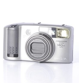 Minolta Minolta Freedom Zoom 140 Film Point and Shoot Camera *
