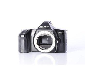 Minolta Maxxum 3000i 35mm Film Camera Body *