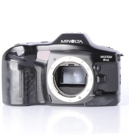 Minolta Minolta 9xi 35mm Film Camera Body *