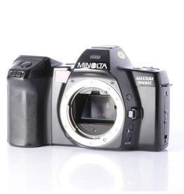 Minolta Minolta Maxxum 7000i Film Camera Body *