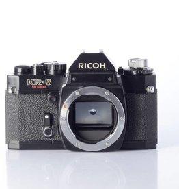 Ricoh Ricoh KR-5 Super 35mm Camera Body K-mount
