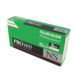 Fujifilm Fuji Pro 160NS 120 Film *