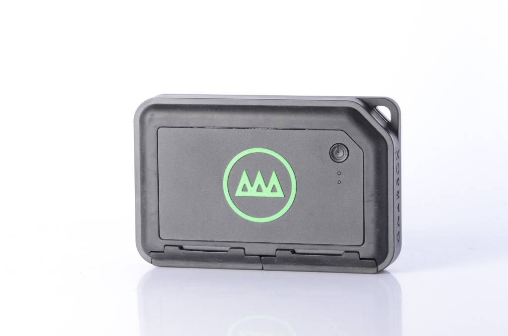GNARBOX Portable Backup & Editing System for Any Camera - 128GB