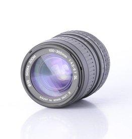 Sigma Sigma 100-300mm f/4.5-6.7 Telephoto Lens *