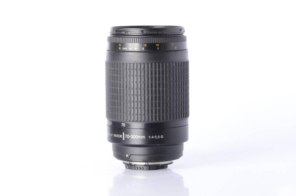Nikon Nikon 70-300mm F/4-5.6G Zoom Telephoto Lens *