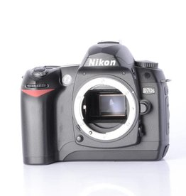 Nikon Nikon D70s DSLR Camera Body *