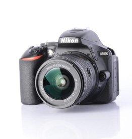 Nikon Nikon D5600 Camera Body w/ Nikon 18-55mm f/3.5-5.6 AF-P Lens *