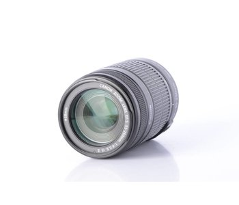 Canon 55-250mm EF-S f/4-5.6 Image Stabilized Lens *