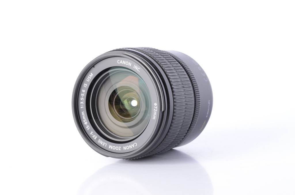 Canon Canon 15-85mm f/3.5-5.6 IS SN: 8342516725