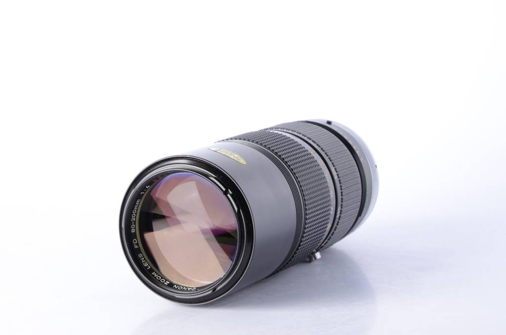 Canon Canon 80-200mm F/4 SSC Zoom Telephoto Lens SN: 23610 *