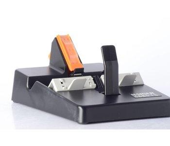 Kaiser Filmklebepresse 6680 TS | 8mm super 8mm tape splicer with tape Magazine