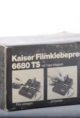 Kaiser Kaiser Filmklebepresse 6680 TS | 8mm super 8mm tape splicer with tape Magazine