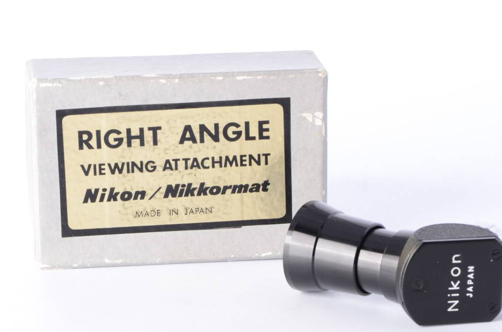 Nikon Right Angle Viewing attachment for Nikon Nikkormat