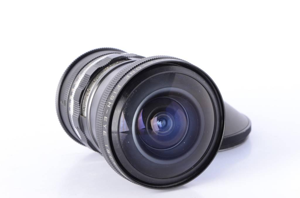 Spiratone Spiratone Fish-Eye 190  C mount lens with 49mm Adapter