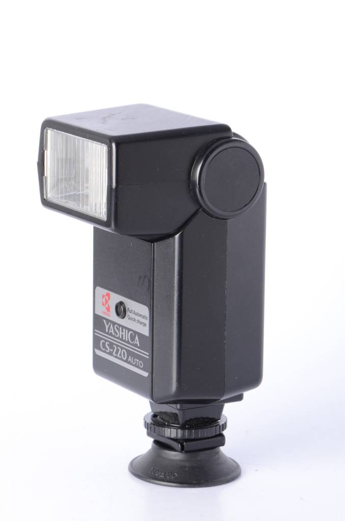 Yashica Yashica CS-220 Hotshoe flash