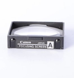 Canon Canon F1 Focusing Screen A