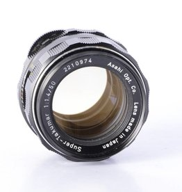 Pentax Asahi Super Takumar 50mm f/1.4 *