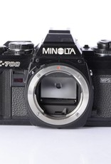 Minolta Minolta X-700 35mm Film Camera Body *