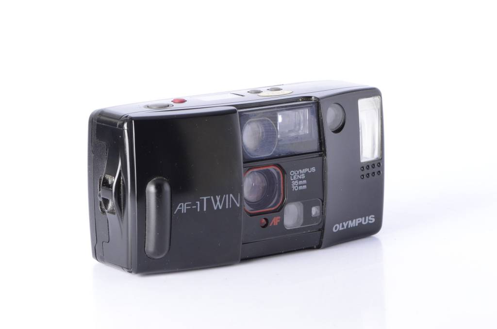 Olympus Olympus AF-1 Twin 35mm Point and Shoot Camera