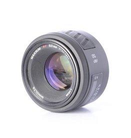 Minolta Minolta 50mm 1.7 AF Sony Maxxum *